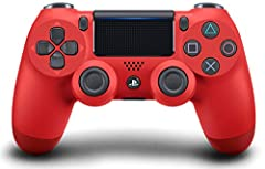 The feel, shape, and sensitivity of the dual analog sticks and trigger buttons have been improved to provide a greater sense of control, no matter what you play The new multi touch and clickable touch pad on the face of the DualShock 4 Wireless Contr...