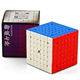 CuberSpeed YJ Yufu v2 M 7X7 Magnetic stickerless Speed Cube