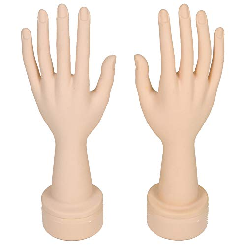 A1 Pacific Inc. Mannequin Movable Flexible Hand Display Jewelry...