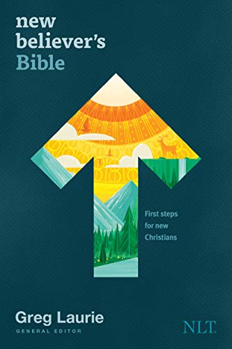 New Believer's Bible NLT: First Steps for New Christians