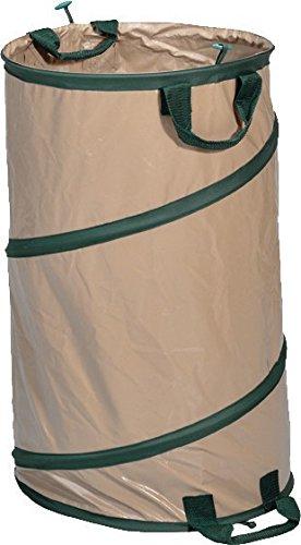 Unimet Gartenabfalls-584273, grün, 45 x 45 x 75 cm, 140418