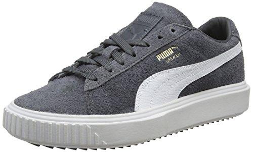 Puma PUMA Breaker Zapatillas Unisex Adults'o, Gris (Iron Gate-Puma White-Iron Gate), 39 EU (6 UK)