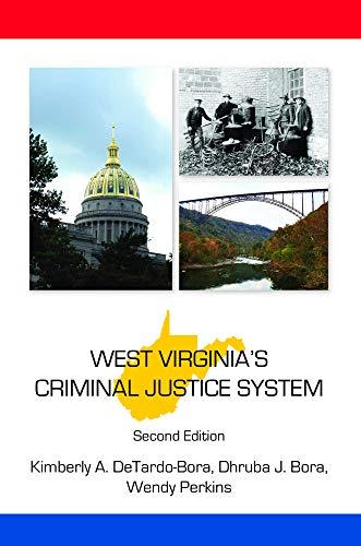 Download West Virginia's Criminal Justice System 1531002277