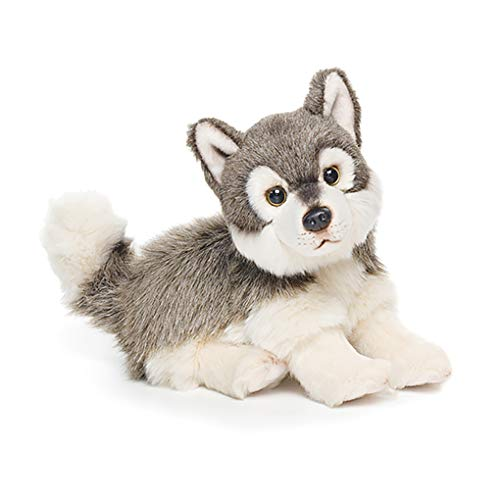 Nat and Jules Wolf Plush Toy, Small