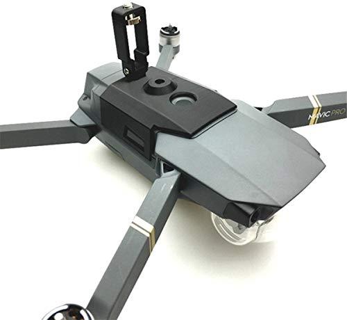 Hooshion 360-Degree Rotatable 1/4 Hole 3D Printing Camera Holder Panorama Camera Gimbal Mount Bracket Camera Bracket Handheld Fixed Mount Stabilizer for DJI Mavic Pro