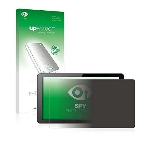upscreen Anti-Spy Blickschutzfolie kompatibel mit i.onik Global Tab L1001 Privacy Screen Sichtschutz Bildschirmschutz-Folie
