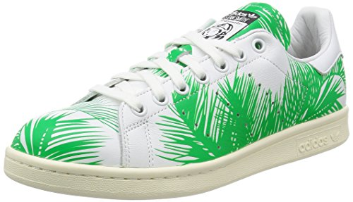 adidas Originals Stan Smith BBC Palm Pharrell Williams Edition Zapatillas de Deporte para Hombres/Zapatos