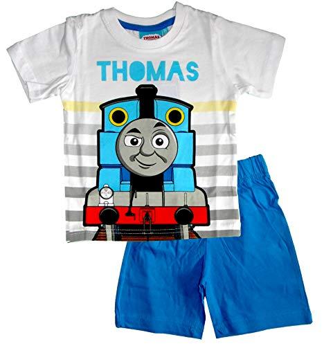 Thomas' and Friends - Pijama niños Azul Azul 4 años