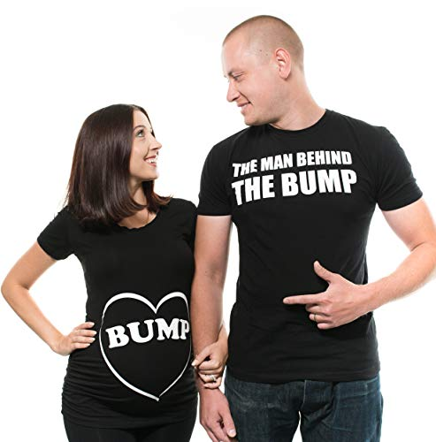 Silk Road Tees Couple Maternity T-Shirts