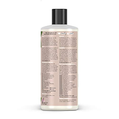 Majestic Moisture Body Wash Ingredients