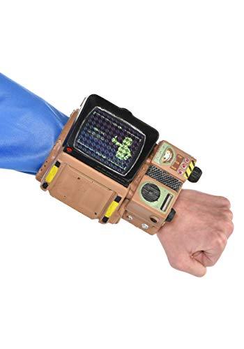 amscan Fallout 76 Pip Boy Wrist Accessory- 1 pc., Brown