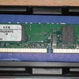 Kingston Ddrii 1gb Pc533 Cl4 0 Dimm Arbeitsspeicher Computer Zubehör
