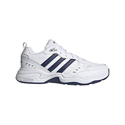 adidas Herren Strutter Shoes Crosstrainer, weiß/schwarz, 46 EU