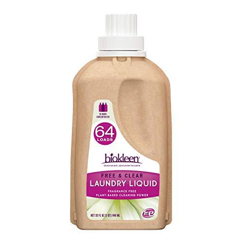 Biokleen Free & Clear Detergent
