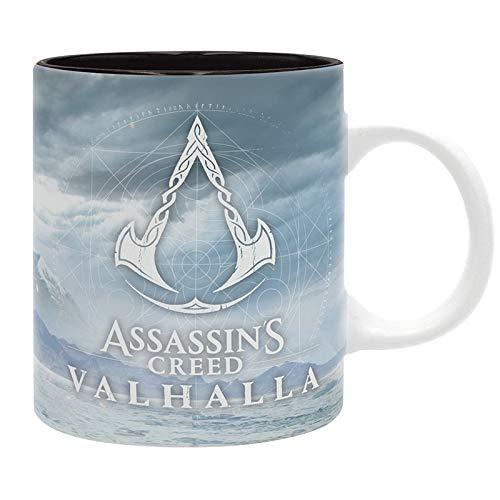 ABYstyle - ASSASSIN'S CREED - Mug - 320 ml - Raid Valhalla