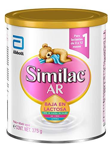 Similac Ar | Fórmula Infantil Espesada Para Bebés Con Reflujo Gastroesofágico Fisiológico | 850G