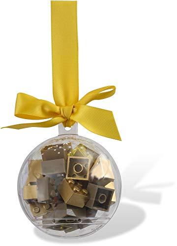 LEGO Stagionale: Ornament Bauble Con Oro Bricks