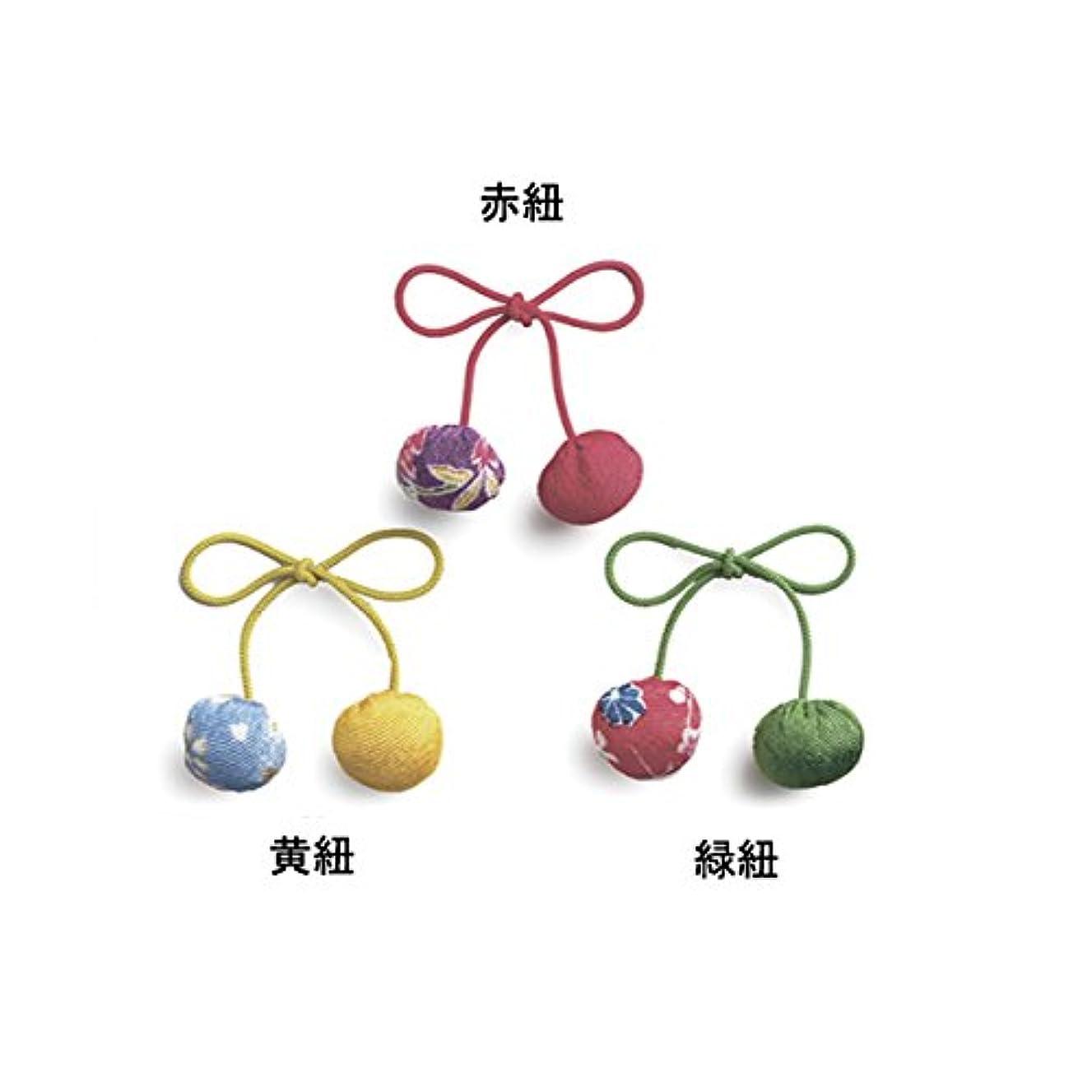 疎外するきちんとした系統的香り結び紐 (黄)