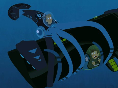 Whale of a Squid Animation Categories Featured for Genre TV