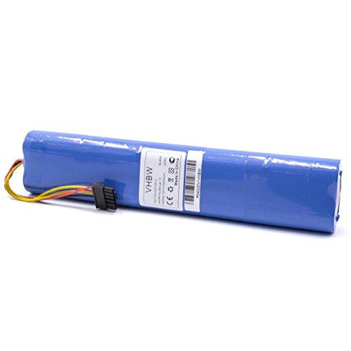 vhbw NiMH Batterie 3500mAh (12V) pour Robot aspirateur Home Cleaner Robots domestiques Neato Botvac 70, 70E, 75, 80, 85, Connected