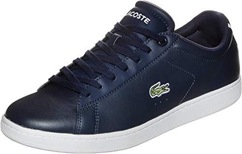 Lacoste Carnaby Evo BL 1 SPM, Sneaker Uomo, Navy, 41 EU