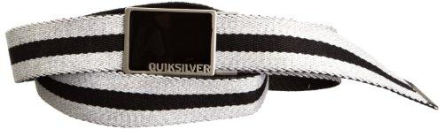 Quiksilver Herren Gürtel Fever Dreams X3, black, One size, KRMBL091-BLK