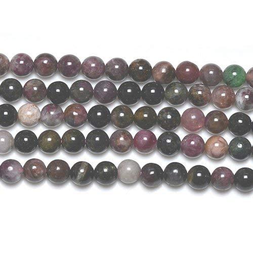 Filo 62+ Misto Tormalina 6mm Tondo Perline GS3251-2 (Charming Beads)