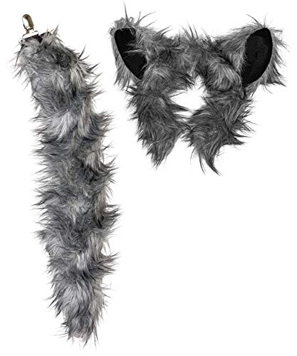 Top werewolf ears and tail set for men for 2020