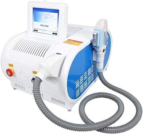 Máquina de depilación rejuvenecimiento de la piel multifuncional portátil depilación dispositivos de belleza para mujeres y hombres en todo el cuerpo uso en el hogar (Reino Unido)