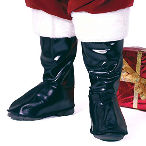 Costumes For All Occasions FW7535 de Santa Boot Tops