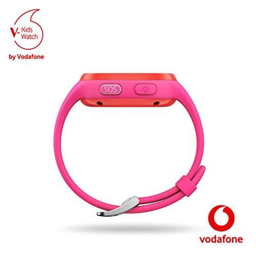 """Kinder-Telefonuhr """"V-Kids Watch"""" von Vodafone - 7"""