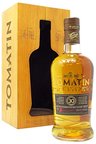 Tomatin - Highland Single Malt Batch #2-30 year old Whisky