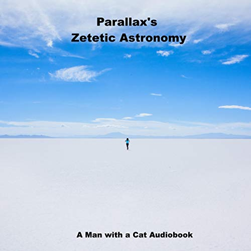 Zetetic Astronomy cover art