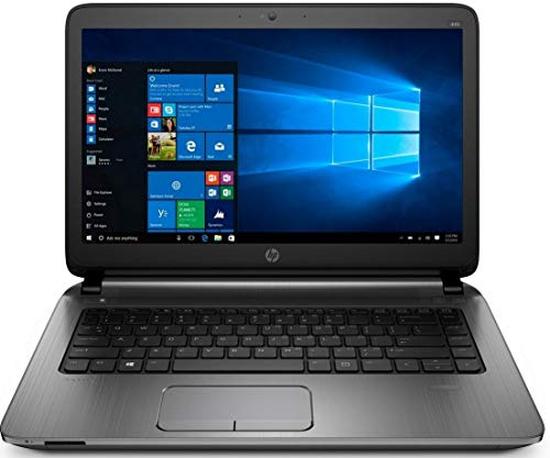 HP Probook 445 14-inch Laptop (AMD A10-7300/4GB/500GB/Windows 10 Pro/1GB Graphics)