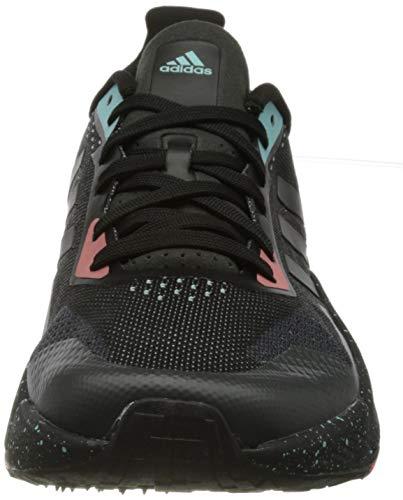 adidas X9000L2 M, Zapatillas de Running Hombre, NEGBÁS/NEGBÁS/AGUCLA, 42 2/3 EU