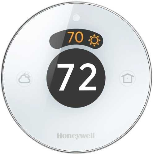 Honeywell Lyric Thermostat, Wi-Fi, Contractor Version, Works with Amazon Alexa