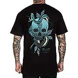 Photo de Sullen Men's Amaral Standard Short Sleeve T Shirt Black M par