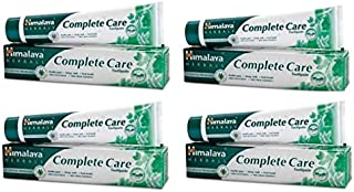 Himalaya Herbals Complete Care Toothpaste (150 g) -Pack of 4