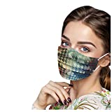 50pcs Adults Fashion Face_Mask, Breathable & Comfortable Disposable_Face_Masks for Women Men, Face_Masks for Daily Use