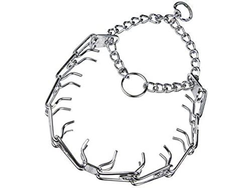 HS Sprenger - Collar de adiestramiento de acero cromado