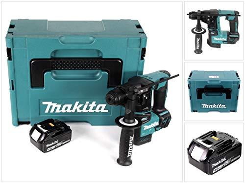 Makita DHR 171 M1J Akku Bohrhammer Brushless SDS Plus 18V 1,2J + 1x Akku 4,0Ah + Makpac - ohne Ladegerät