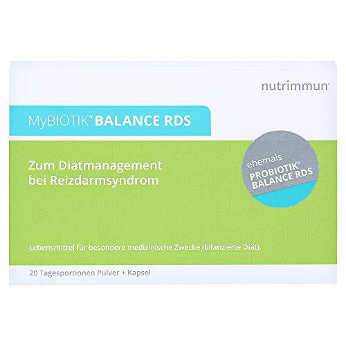 MYBIOTIK BALANCE RDS 20x2 g Plv.+20 Kapseln 1 Packung