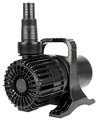 WaterRebirth (3200GPH-175W,UL listed) High Flow Submersible Water Pump - Pond Pump - Submersible Pump - Water Fountain Pump - Aquarium Pump , PS-3200