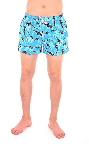 Guess BOLIOLI Boxershorts Limited Edition - LINTEA, Türkis X-Large