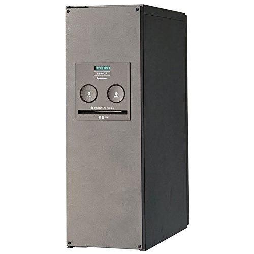 パナソニック(Panasonic) 戸建住宅用宅配ボックス COMBO スリムタイプ FR(後出し) 左開き ステンシルバー CTNR4011LSC