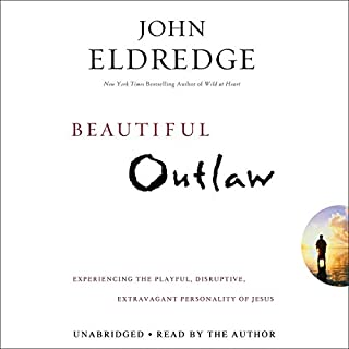 Beautiful Outlaw audiobook cover art