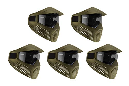 Base GS-F Paintball Goggles
