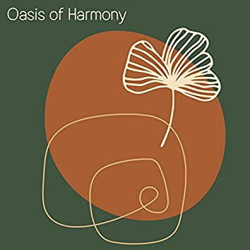Oasis of Harmony – Buddhist Sanctuary of Calm Sounds