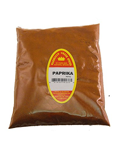 Marshalls free shipping Creek Spices 3 Popular products pack PAPRIKA REFILL SWEET