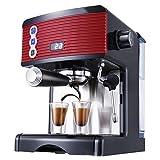 Máquina de café de café espresso eléctrico para el hogar Grinder de café eléctrico de espuma de café Electrodomésticos